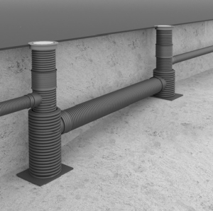 SediSubstrator L – high-efficiency stormwater treatment system
